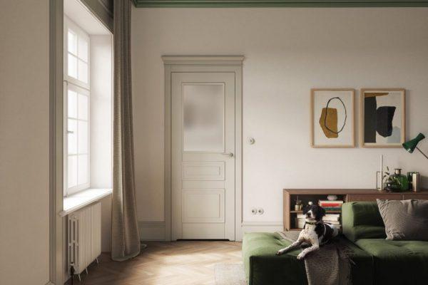 Drzwi drewniane CAL